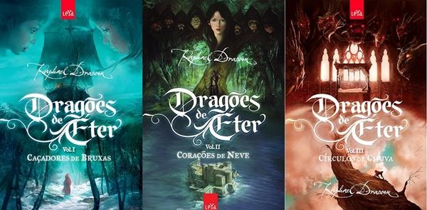 Dragões de Éter