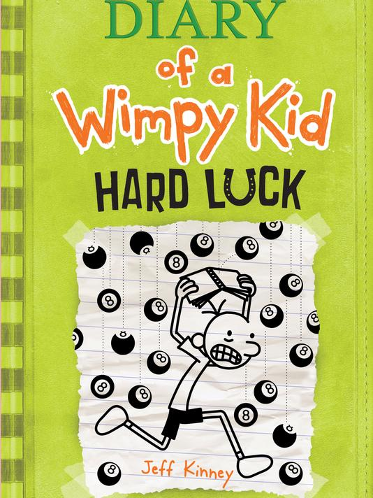 Diary of wimpy kid hard lucky