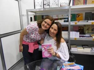 Brunna e Paula Pimenta