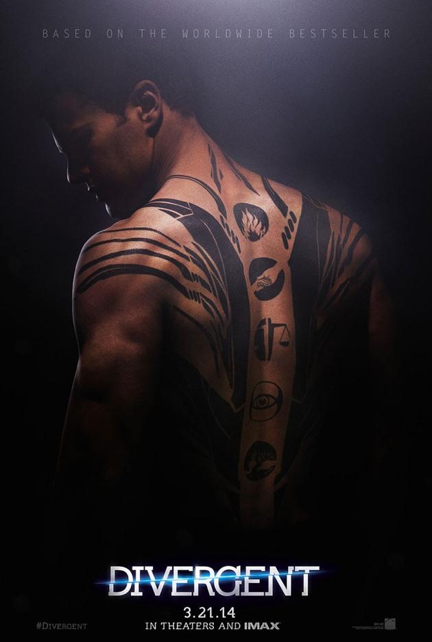 """[Adaptações] Clipe de """"Divergente"""" é divulgado!"""