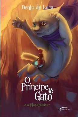 O Príncipe Gato e a flor cadáver