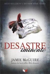 """[Novidades] Jamie Mcguire vem ao Brasil para lançar """"Desastre Iminente"""""""