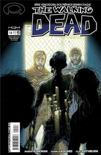 """[Novidades] Edição nacional dos gibis de """"The Walking Dead"""" passam a serem quinzenal"""