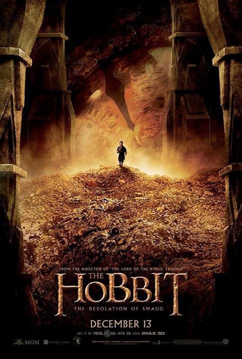 [Crítica] O Hobbit: a desolação de Smaug