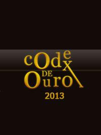 [Eventos] Confira os vencedores do Prêmio Literário Codex de Ouro 2013!