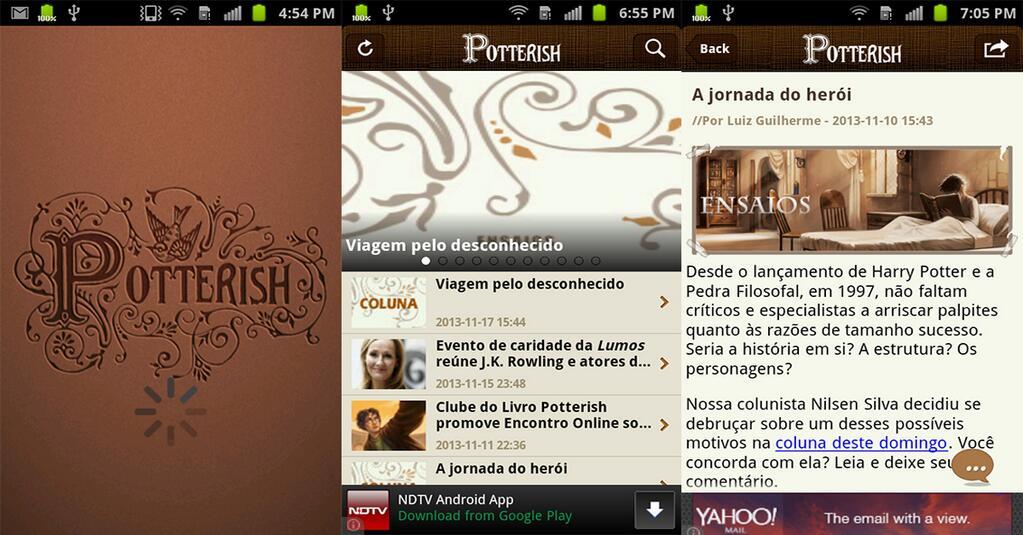 Potterish_App